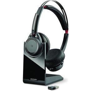 Auriculares de Diadema abiertos con micrófono Plantronics 202652-01