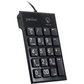 Teclado Perixx Peripad-202H Wired Slim Numeric
